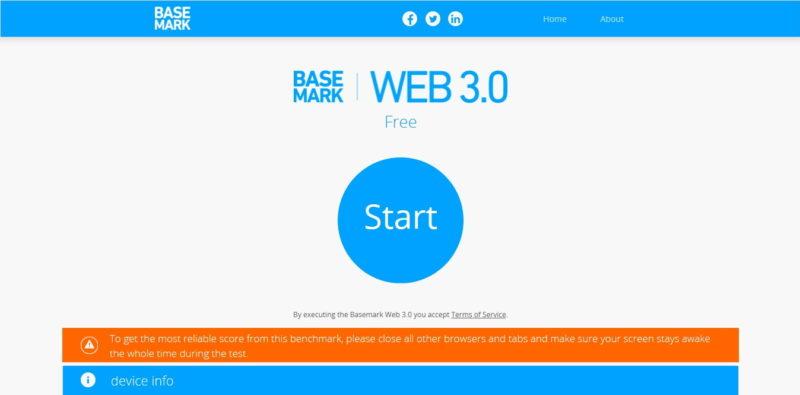 Basemark Web
