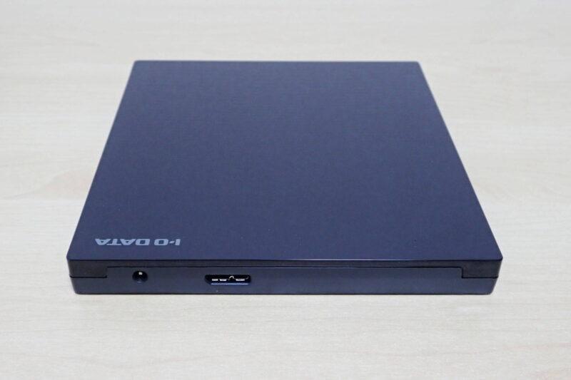 I-O DATA 外付けポータブルブルーレイドライブ EX-BD03K